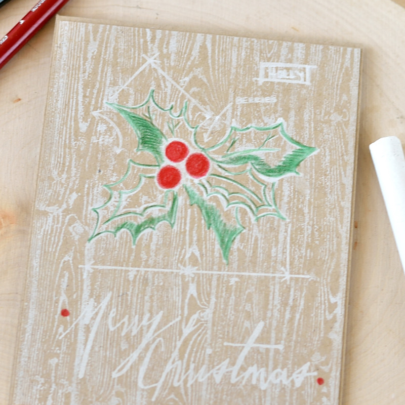 White inks stamping on kraft cardstck. By @s_shayevich. #card #cardmaking #handmade #diy #stamping