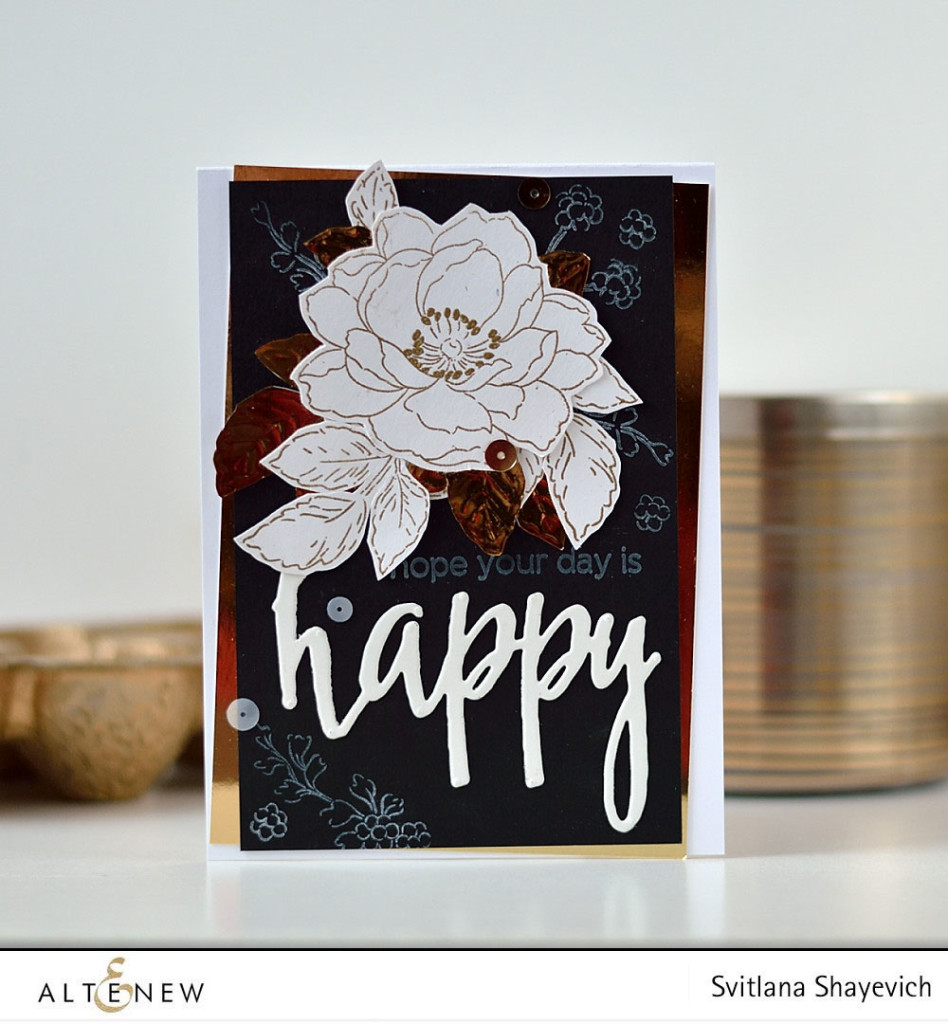 @altenew November 2015 Release. By @s_shayevich #card #cardmaking #handmade #diy #papercrafts #handmade