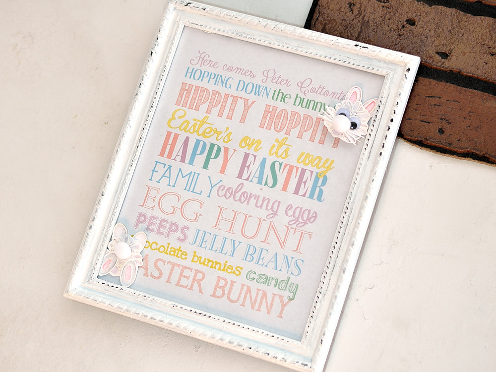 Budget friendly Easter Home decor. @s_shayevich. #easter #decor #diy #handmade #homedecor