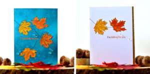 Simon Says Stamp STAMPtember Collaboration With Altenew – Be LEAF Me. Video