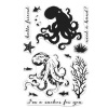 Hero Arts Color Layering Octopus Stamp Set