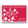 Hero Arts Red Royal Shadow Dye Ink Pad