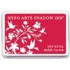 Hero Arts Red Royal Shadow Dye Ink Pad