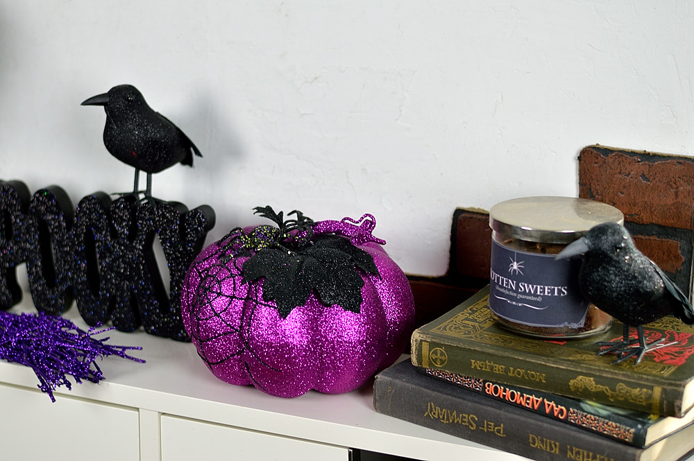 Halloween Home Decor Tour