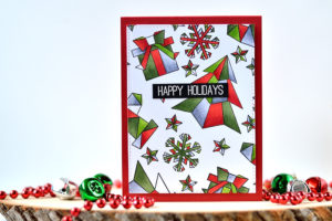 Studio Katia • Origami Holidays + versatile supplies issue