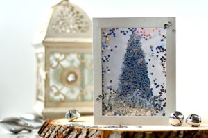Altenew • Two Layer Holiday Card