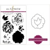 Altenew Camellis Build A Flower Stamp And Die Bundle
