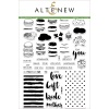 Altenew Handmade Tags Stamp Set