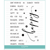 Studio Katia Happy Stamp Set