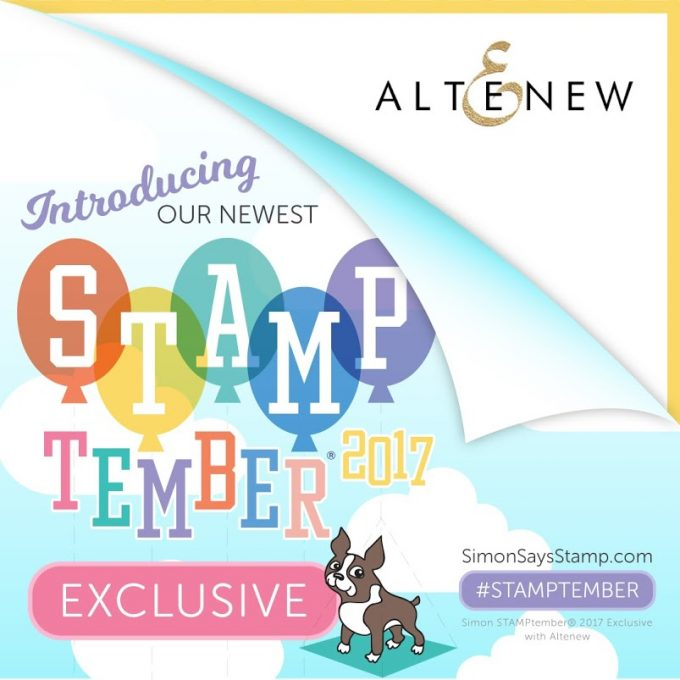 STAMPtember Exclusive By Altenew