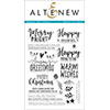 Altenew Happy Holidays Stamp Set