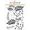 Altenew Majestic Mistletoe Stamp Set