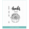 Studio Katia Giving Thanks Clear Stamp Set