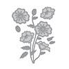 Spellbinders Shapeabilities Poppies Etched Dies