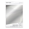 Tonic Chrome Silver Mirror Card Gloss Cardstock