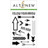 Altenew Follow Your Arrow Stamp Set