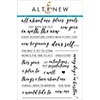 Altenew New Me Stamp Set
