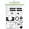 Altenew Snapshots Stamp Set