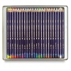 Derwent 24 Inktense Colored Pencils Watercolor