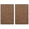 Tim Holtz District Market Burlap Panels 4 X 6