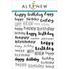 Altenew Birthday Builder Stamp Set