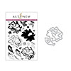 Altenew Ornamental Flower Stamp & Die Bundle