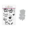 Altenew Sewn With Love Stamp & Die Bundle