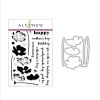Altenew Stunning Cosmos Stamp & Die Bundle