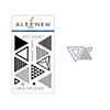 Altenew Trigonometry Stamp & Die Bundle