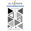 Altenew Trigonometry Stamp Set