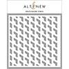 Altenew Weave Builder Stencil