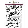 Altenew Cross Stitch Flower Stamp Set