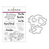 Altenew Dearest Friend Stamp & Die Bundle