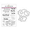 Altenew Dearest Friend Stamp & Die Bundle