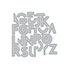 Altenew Flat & Fold Alpha Die