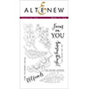 Altenew Focus On You Stamp Set