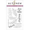 Altenew Focus On You Stamp Set
