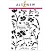 Altenew Wildflower Garden Stamp Set