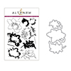 Altenew Crown Bloom Stamp & Die Bundle
