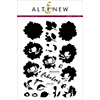 Altenew Fabulous Floral Stamp Set