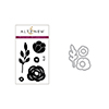 Altenew Floral Elements Stamp & Die Bundle