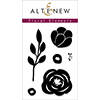 Altenew Floral Elements Stamp Set