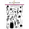 Altenew Garden Silhouette Stamp Set