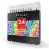 Arteza Real Brush Pens Set Of 24