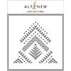 Altenew Aztec Motif Stencil