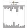 Altenew City Scene Stencil