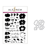 Altenew Climbing Clematis Stamp & Die Bundle
