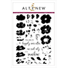 Altenew Climbing Clematis Stamp Set