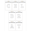 Altenew Mega Alphabet 'Celebrate' Bundle