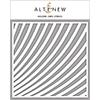 Altenew Molded Lines Stencil